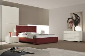 modern brown wall italian furniture bed blending the colors of your wall and furniture to smarten up your bedr