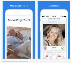 Senior People Meet iPhone app