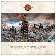 The <b>Tangent: The Slow</b> Rust of Forgotten Machinery - new album ...