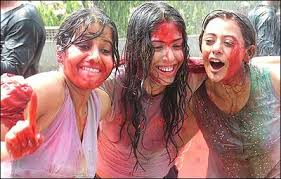 Image result for Holi 2015 Girls Sexy Pictures Hot Images HD Wallpapers