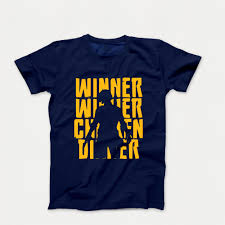 PUBG - <b>Winner Winner Chicken</b> Dinner T-shirt | Knack - Customized ...