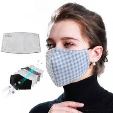 Outdoor <b>Cycling Activated Carbon</b> Filter Windproof Anti Dust Half ...