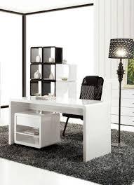 <b>Белые письменные столы</b> (53 фото): большой глянцевый ...