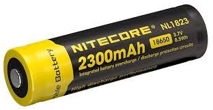 Купить <b>Аккумулятор Nitecore Rechargeable</b> NL1823 18650 Li-Ion ...