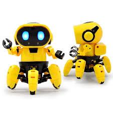 Интерактивный Робот <b>сборная модель</b> S+S <b>Toys</b> — купить в ...