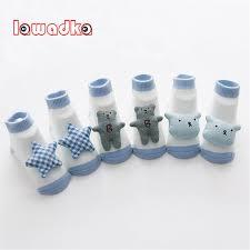 Lawadka <b>3Pairs</b>/<b>lot</b> Cartoon <b>Baby Socks Newborn Cotton</b> Boys Girls ...