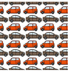 Big set of hand drawn <b>cute cartoon cars</b> for kids Vector Image