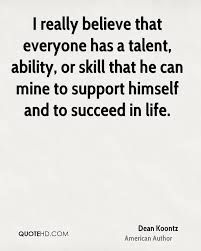 Dean Koontz Motivational Quotes | QuoteHD