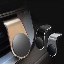 Magnetic <b>Car Phone Holder</b> Universal Air Outlet Metal Strong ...