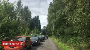 Police <b>fine</b> 70 drivers over 'dangerous' Loch <b>Lomond</b> parking - BBC ...