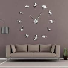 <b>3D Wall</b> Clock - Mirage Novelty World