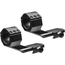 "4.25"" Matte Black T6 Aluminum <b>Picatinny</b>/<b>Weaver</b> Style <b>Tactical</b> Ring ..."