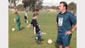throwback thursday photos from the border mail oscar gonzalez at glen park to coach a junior soccer camp picture ray hunt