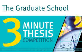 Minute Thesis competition   Imperial College London Imperial College London   Minute Thesis Logo