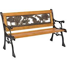 Best Choice Products <b>Kids</b> Mini Sized <b>Outdoor</b> Hardwood Patio Park ...