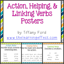 linking and action verb worksheets worksheet workbook site the learning effect my year so far back to school night 2012