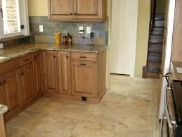kitchen floor laminate tiles images picture: tile laminate floors in kitchen with brown wooden wall cabinet cream marble countertop under glass