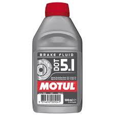 Купить <b>Тормозная жидкость Motul DOT</b> 5.1 0,5л - цена 840 ₽ в ...