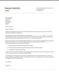 teaching cv template covering application letter