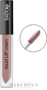 IsaDora Liquid Lip Cream - <b>Кремовая жидкая помада</b>: купить по ...