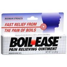 Boil Ease Max Strength <b>Pain Relieving Ointment</b> - <b>1</b> oz | Rite Aid