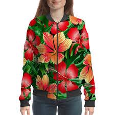 "Бомбер ""Сад <b>цветов</b>"" #2501507 от ZoZo - <b>Printio</b>"