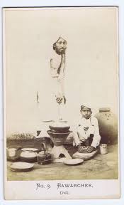 Image result for old photo of indian cook