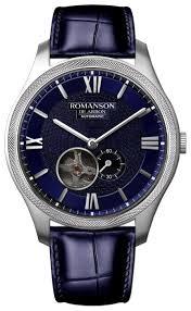 Купить Наручные <b>часы ROMANSON</b> CB8A13RMW(BU) по ...