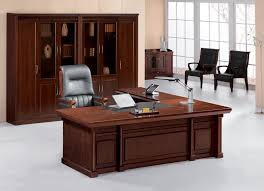 awesome office furniture amazing wood office desk