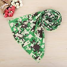 BLUEUK <b>1PC Fashion</b> Ice New Ice Towel 6 Camouflage <b>Colors</b> ...