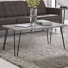 altra owen retro living room wood coffee table metal legs free premium stainless steel locking tongs amazoncom altra furniture ryder apothecary