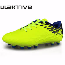 <b>Professional Boys spike soccer</b> shoes kids outdoor football shoes ...