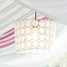 piper capiz hanging pendant pbteen capiz lighting fixtures