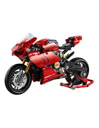 <b>LEGO Technic Ducati Panigale</b> V4 R 42107 | MYER