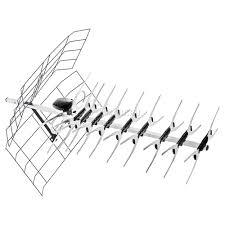 ТВ <b>антенна Рэмо BAS X1142</b>-P MIDI наружная, цена – купить в ...