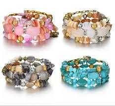 Trendy Summer Sea <b>Beach Jewelry Boho</b> Sea Necklace Starfish ...