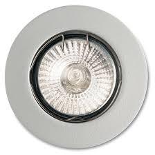 Точечный <b>светильник Ideal Lux JAZZ</b> FI1 BIANCO JAZZ - купить ...