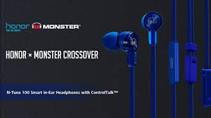 <b>Original Huawei Honor</b> Monster N-Tune + UNBOXING - YouTube