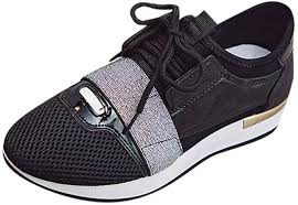 2019 Hot Women's Stitching Breathable Low-Top ... - Amazon.com