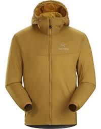 Куртка мужская <b>Arcteryx Atom</b> LT Hoody Yukon - купить в магазине ...