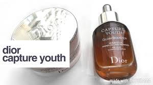 Про уход | Уход за лицом | <b>Dior Capture Youth</b> - YouTube