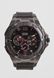 <b>Мужские часы Guess</b> — купить в интернет-магазине Ламода
