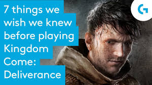 7 things we wish we knew before playing <b>Kingdom Come</b>: Deliverance