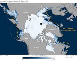 Climate Change: Arctic sea <b>ice summer</b> minimum | NOAA Climate.gov