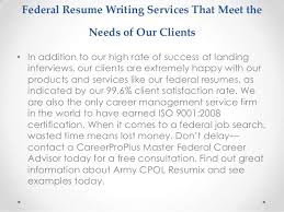 best resume writing services federal   Q amp A Essays   eocp nl Resume Valley