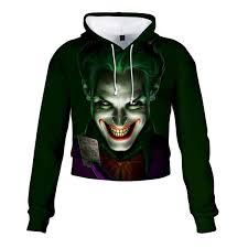 <b>Men's</b> Clothing New Movie Joker 3D Printed <b>Hoodie Casual</b> ...