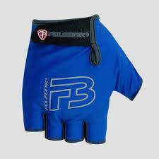 <b>Велоперчатки Polednik F</b>-<b>3 р</b>. 10 L синие, эластичный верх ...