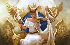 <b>Frigg</b>: Queen of Asgard, Beloved Norse Goddess, Mother | Ancient ...