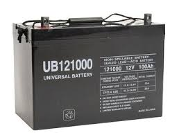 <b>Big</b> Joe PTE30-95AH Battery Replacement - 12 Volt 100 Ah AGM ...