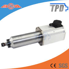 China 80mm 1.5kw Er16 Collet Self Cooling <b>CNC Router Spindle</b> ...